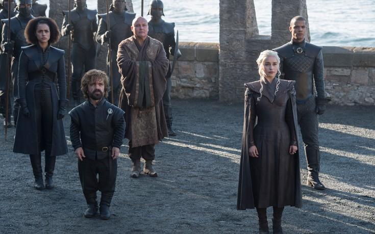 Αποκλειστικό φωτογραφικό υλικό Game of Thrones VII