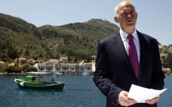 Καστελόριζο, 23 Απριλίου 2010: Όταν η Ελλάδα έμπαινε στα μνημόνια