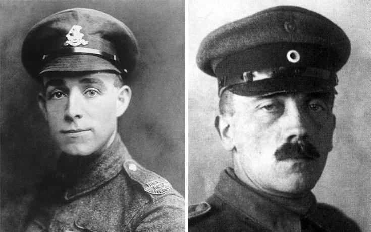 Ο καλός βρετανός στρατιώτης που αρνήθηκε να σκοτώσει έναν τραυματισμένο γερμανό αξιωματικό ονόματι… Αδόλφο Χίτλερ