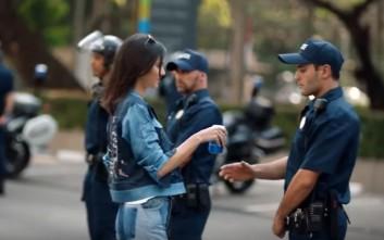 Οι αντιδράσεις απέσυραν την διαφήμιση αναψυκτικού με την Kendall Jenner