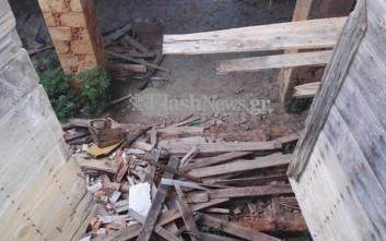 Πτώμα εντοπίστηκε σε ακατοίκητο σπίτι στα Χανιά