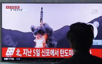 Οι πύραυλοι του Κιμ μπορούν να φτάσουν στις ΗΠΑ λέει Ρώσος βουλευτής