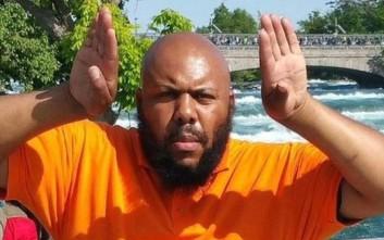 Συναγερμός για τον άνδρα που έκανε φόνο και ανέβασε το βίντεο στο Facebook