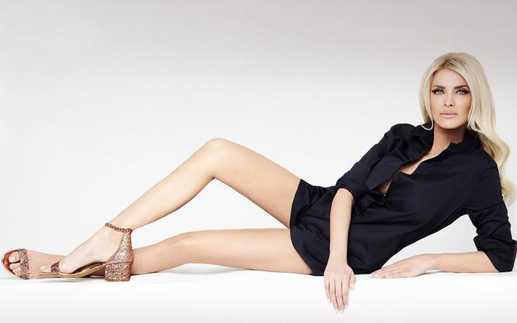 H Κατερίνα Καινούργιου αποκαλύπτει backstage τα αγαπημένα της παπούτσια  Nak shoes