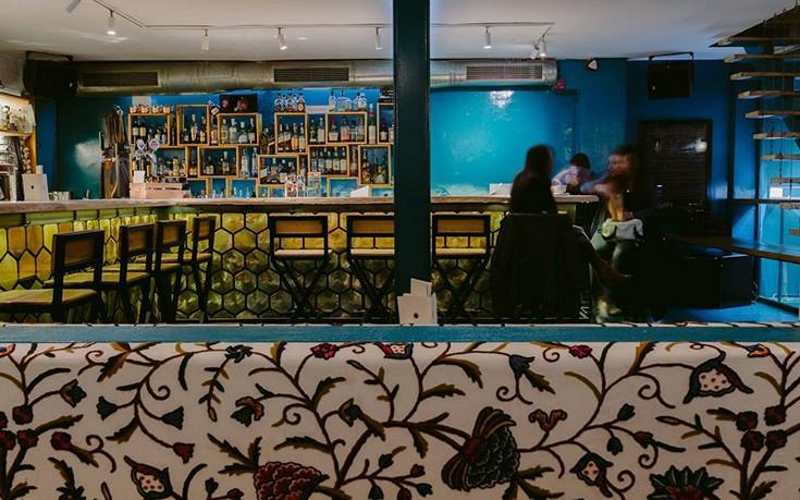 Ένα μπαρ που ξεχωρίζει στην καρδιά της Θεσσαλονίκης