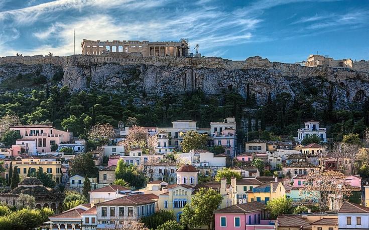 Γιατί η Αθήνα παραμένει ο πιο δημοφιλής προορισμός