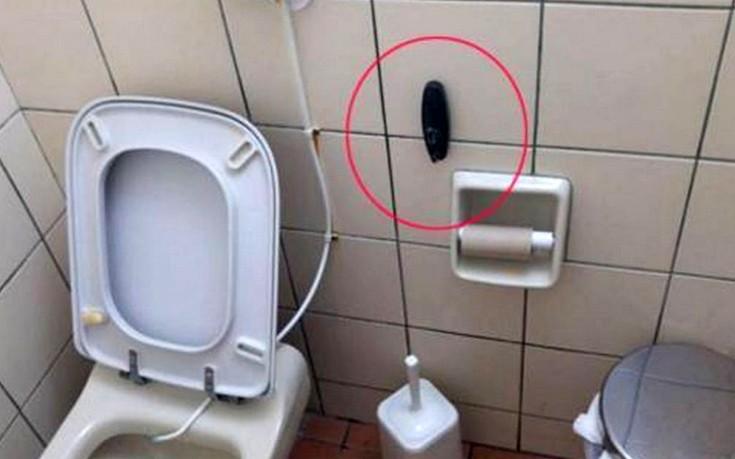 Αναστάτωση στο Ναύπλιο για κρυφή κάμερα σε τουαλέτα ταβέρνας
