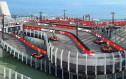Το κρουαζιερόπλοιο με την πίστα καρτ Ferrari