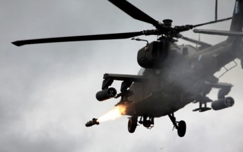 Πληθώρα αποστολών για τα ελικόπτερα του στρατού τις τελευταίες ημέρες