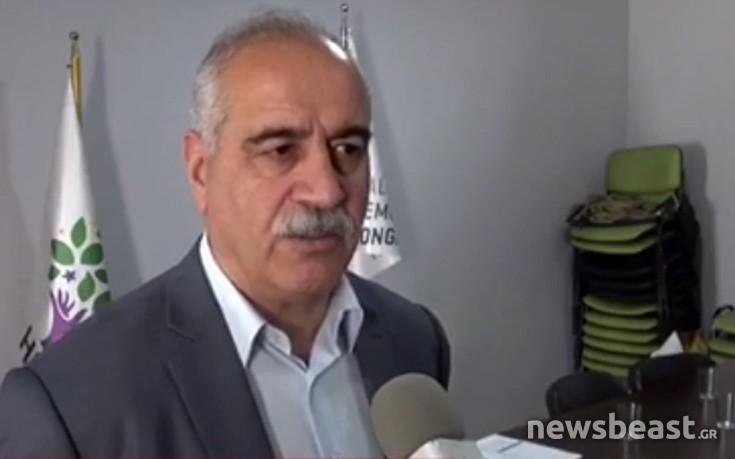 «Το HDP δεν θα υποκύψει στον Ερντογάν»