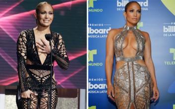 Τα φορέματα της Jennifer Lopez είναι σκέτη αποκάλυψη