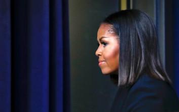 Η Μισέλ Ομπάμα αλλάζει το πρόγραμμά της για να παραστεί στην κηδεία του Μπους