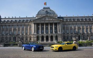 Παγκόσμιο σπορ best seller η νέα Mustang