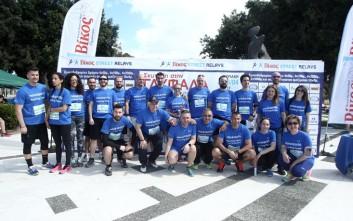 Η Nova στηρίζει σταθερά τον ερασιτεχνικό αθλητισμό και διακρίνεται με τη «Novasports Running Team»