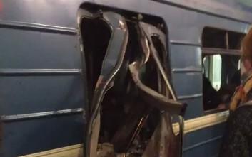 Ελικόπτερα μεταφέρουν τους τραυματίες στην Αγία Πετρούπολη