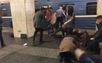 Ο ΣΥΡΙΖΑ για την τρομοκρατική επίθεση στην Αγία Πετρούπολη