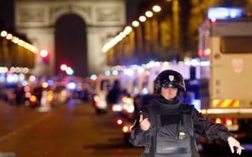 Ο άντρας που παραδόθηκε στην Αμβέρσα δεν έχει σχέση με την επίθεση στο Παρίσι