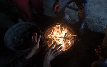 SOS από 20 ΜΚΟ για τους πρόσφυγες ενόψει του χειμώνα
