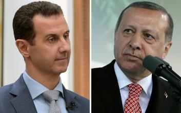 Ερντογάν: Ο πρόεδρος της Συρίας είναι ένας τρομοκράτης