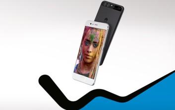 Το «Perfect Ten» smartphone από τη Huawei στα καταστήματα WIND