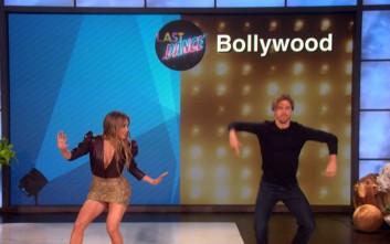 Η Jennifer Lopez ξεδιπλώνει το ταλέντο της στο χορό