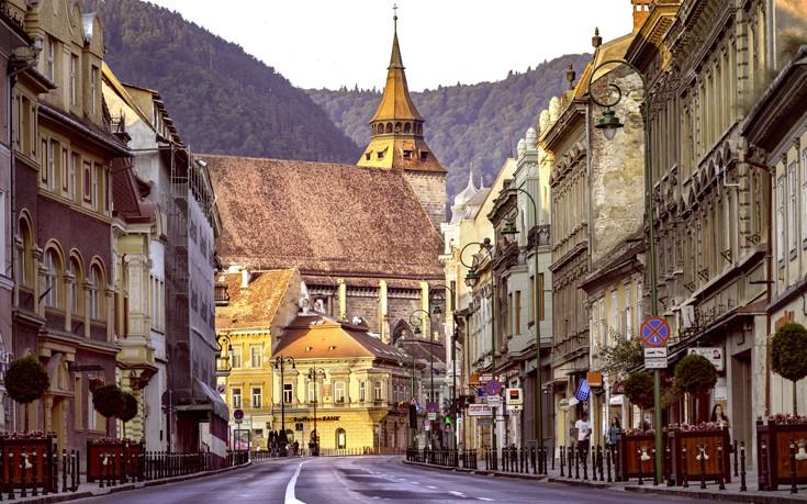 Μπρασόβ Ρουμανία
