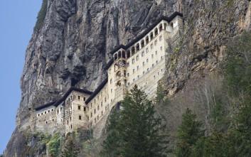 Δεν θα πραγματοποιηθεί η λειτουργία του Δεκαπεντάγουστου στην Παναγία Σουμελά Τραπεζούντας