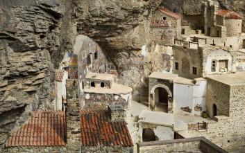 Ανακαλύφθηκε νέο άγνωστο παρεκκλήσι στην Παναγία Σουμελά Τραπεζούντας