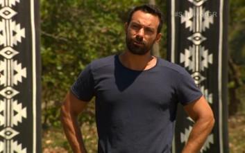 Ο Σάκης Τανιμανίδης επέστρεψε στο Survivor