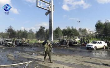 Δύο νεκροί από έκρηξη στη Συρία