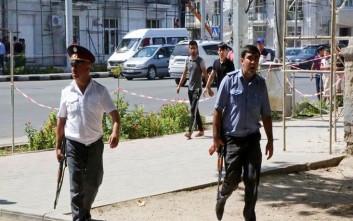 Εκπαίδευση μέσω… θεάτρου για τους αστυνομικούς του Τατζικιστάν