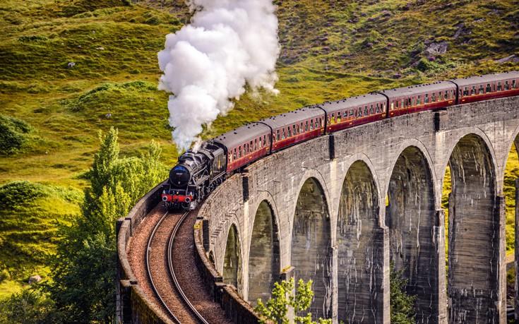 Πέντε ταξίδια στο χρόνο με ατμοκίνητο τρένο