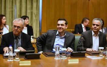 Υπουργικό Συμβούλιο Τσίπρας