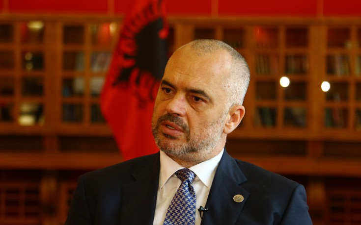 Έντι Ράμα: Η Αλβανία και το Κόσοβο πρέπει να έχουν έναν πρόεδρο