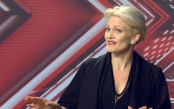Το μέντιουμ και ηθοποιός που διέκοψε το X Factor γιατί θα έχανε την πτήση της