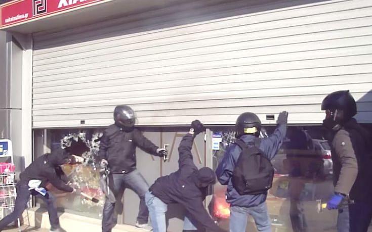 H Ταξιαρχία «Παύλος Φύσσας» πίσω από την επίθεση στα γραφεία της Χρυσής Αυγής