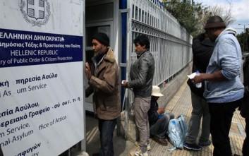 Επίσχεση εργασίας προαναγγέλλουν οι συμβασιούχοι της Υπηρεσίας Ασύλου