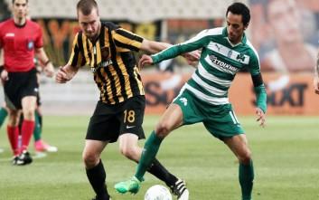 Ζέκα: O Μπεργκ είναι ο καλύτερος παίκτης στην Ελλάδα