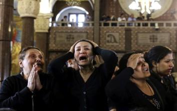Μεγαλώνει ο αριθμός των νεκρών στο μακελειό της Αιγύπτου