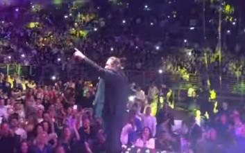 Πέντε χιλιάδες κόσμος που ήθελε να δει τον Βασίλη Καρρά στη Σόφια «έφαγε πόρτα»