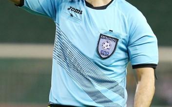 Super League 1: Χωρίς κανέναν ξένο διαιτητή η τελευταία αγωνιστική της κανονικής περιόδου