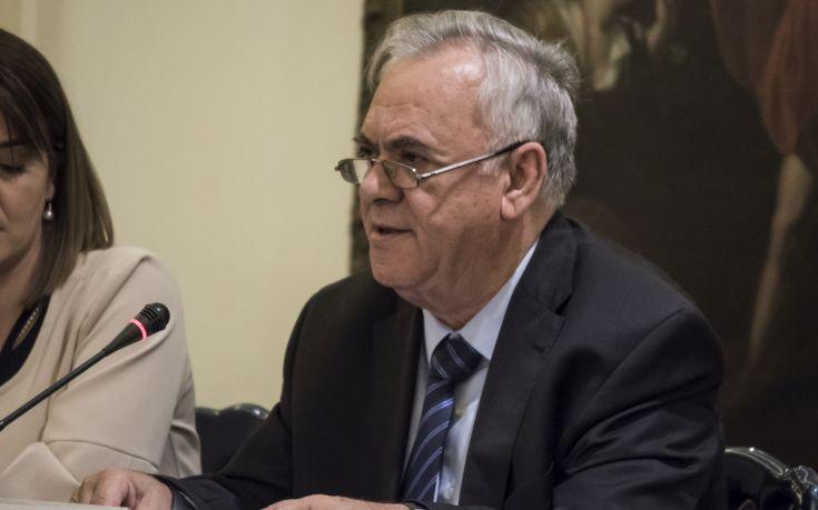 Δραγασάκης: Τα μέτρα αποτελούν συστατικό κομμάτι της Εθνικής Αναπτυξιακής Στρατηγικής