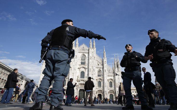 Επίθεση με μαχαίρι σε έναν αστυνομικό και έναν στρατιωτικό στο Μιλάνο