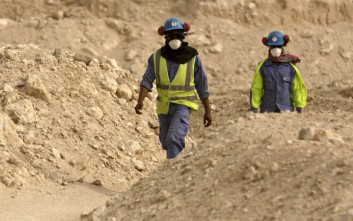 Αυστηρά μέτρα πρόληψης στα εργοτάξια κατά του κορονοϊού