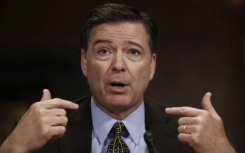 «Ο Τραμπ καταχράστηκε την εξουσία του στις επαφές του με τον πρώην διευθυντή του FBI»