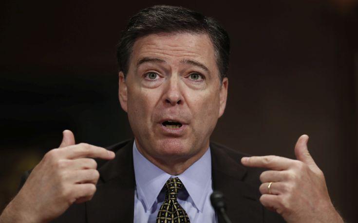 Το χρονικό της απόλυσης του διευθυντή του FBI