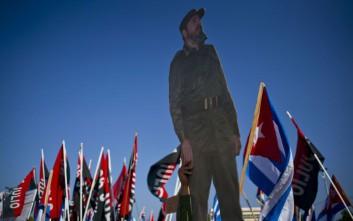 Τελευταία παρέλαση για την Πρωτομαγιά επί εποχής Κάστρο