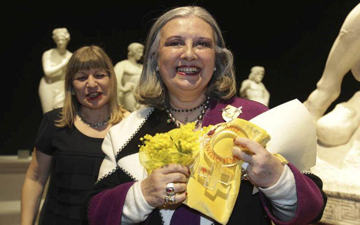 Βαρύ εγκεφαλικό υπέστη η γνωστή σχεδιάστρια μόδας Λάουρα Μπιατζότι