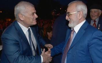 Μελισσανίδης: Να είναι παρών στο ΟΑΚΑ ο Σαββίδης
