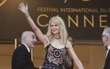 Το παράπονο της Νικόλ Κίντμαν για τις γυναίκες ηθοποιούς